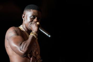 Boosie Badazz Offers Uber Drivers $1,000 Cash To Get Him Out Of Snowstorm