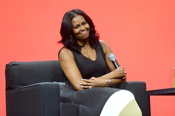Michelle Obama Gives Thanks To Barack Obama & Fans For Sweet Birthday Wishes