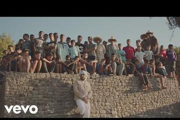 """French Montana Visits Morocco In New Music Video For """"Famous"""""""