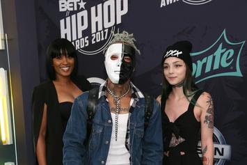 XXXTENTACION Says He's Better Than Tupac Because Pac Can't Make Rock Music