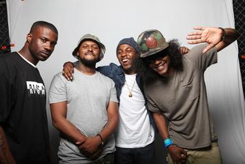 "TDE Announces ""The Championship Tour"" With Kendrick Lamar, Ab-Soul & More"