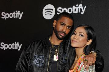 Big Sean & Jhene Aiko Are Couple Goals At Dior Ball In Paris
