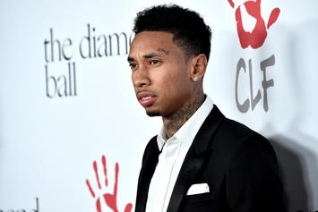 "Tyga Stands By His Controversial ""Kyoto"" Album Artwork"