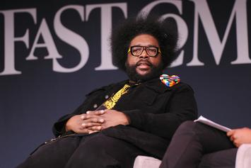 "Questlove Responds To ""Ridiculous Allegations"" Of Racist Text Firing"