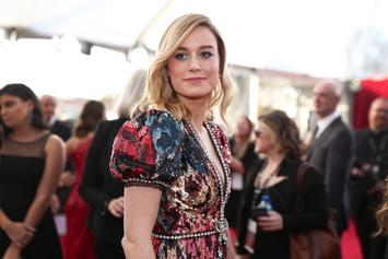 """First Look At Brie Larson In Marvel's """"Captain Marvel"""""""