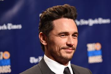 James Franco Removed From Vanity Fair Cover Amid Sexual Misconduct Accusations