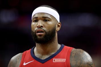 DeMarcus Cousins Out For Season With Torn Left Achilles