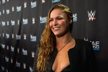 Ronda Rousey Signs With WWE, Makes Debut At Royal Rumble 2018