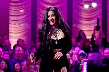 Cardi B Fangirls Over Letter From Bono
