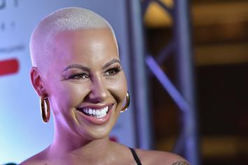 Amber Rose's Boobs Go From H To D Cup Post Operation