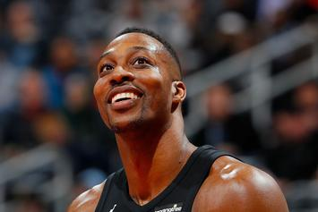 Hawks Video Tribute To Dwight Howard Had Shaq Laughing His Ass Off