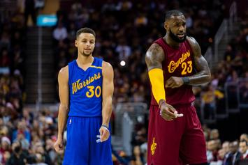 LeBron James, Steph Curry Announce Donations For All-Star Winnings