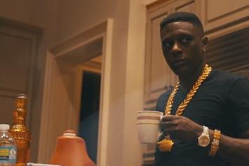 "Boosie Badazz Releases New Video For ""Liar"""