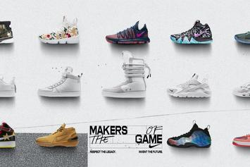 Nike Basketball Unveils 2018 NBA All-Star Collection