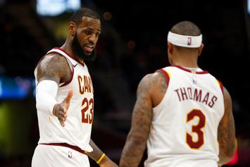 Cleveland Cavaliers Trade Isaiah Thomas To Lakers