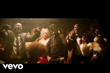 "Jadakiss, Fabolous, & Swizz Beatz Party It Up In ""Theme Music"" Video"