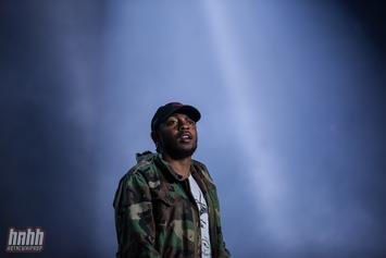 Kendrick Lamar's Reps Shut Down Photo Ban At Concerts