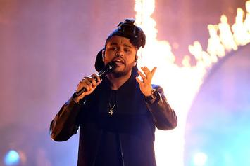 The Weeknd Blessed By Oprah In Potential Torch Passing Moment