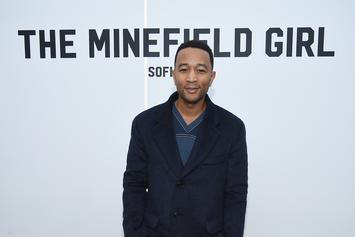 John Legend Defends Barack and Michelle Obama's Portraits After Backlash
