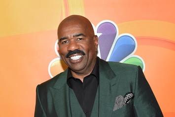 Steve Harvey's $60 Million Lawsuit From Ex-Wife Has Been Dismissed