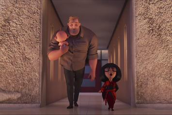 """""""Incredibles 2"""" Trailer Premieres During Last Night's Olympics"""