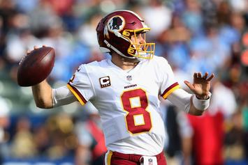 """New York Jets """"Willing To Pay Whatever It Takes"""" For Kirk Cousins"""
