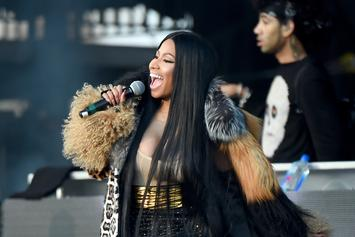 """Nicki Minaj Reportedly Inquired About Helming """"The Queen's Court"""" Podcast For TV"""