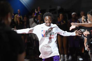 """Stranger Things"" Star Caleb McLaughlin Celebrates BHM With 'Black Boy Joy' Playlist"