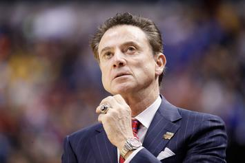 Rick Pitino Speaks Out Against NCAA's Decision To Vacate Louisville's Title