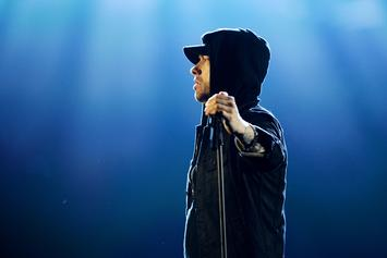 "Eminem's ""Till I Collapse"" Is Spotify's Most-Streamed Workout Record"