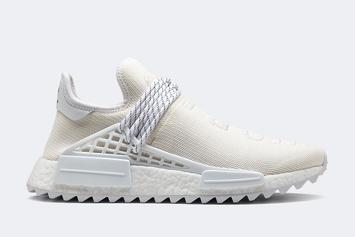 "Pharrell x Adidas ""Blank Canvas"" Collection: Purchase Links"