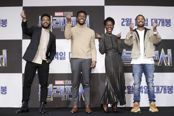 """Black Panther"" Earns Highest-Grossing First Week in MCU History"