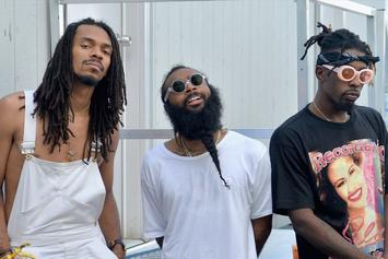 "Flatbush Zombies Reveal Colorful ""Vacation In Hell"" Album Artwork"