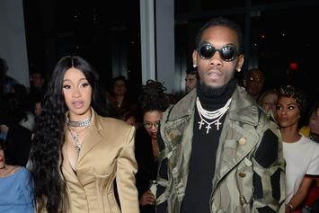 Cardi B Pregnancy Rumors Continue Amid Night Out In Beverly Hills