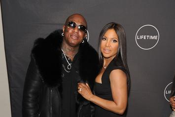 Toni Braxton Flaunts New Wedding Ring Courtesy Of Birdman