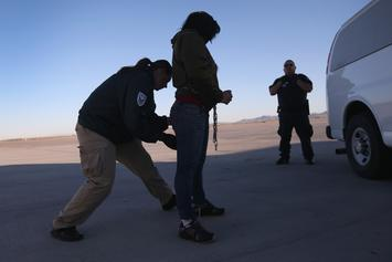 ICE Conducts Mass Raid Of Bay Area, Arrests 150 People