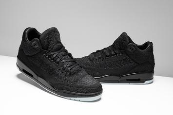 Flyknit Air Jordan 3 Official Images Revealed