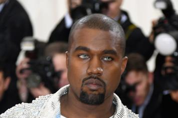 Kanye West Has Once Again Deleted His Instagram