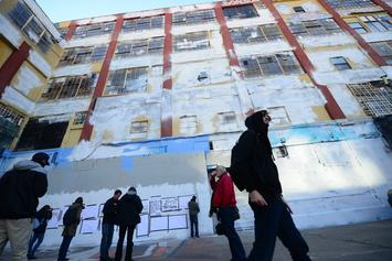 Graffiti Artists Secure The Bag In Destroyed 5Pointz Mural Lawsuit
