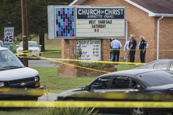 One Killed, Several Wounded in Tennessee Church Shooting