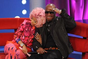 Birdman Commemorates Nicki Minaj's All-Time Reign