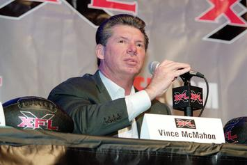 XFL Returns: Vince McMahon Reveals Details Of Football League