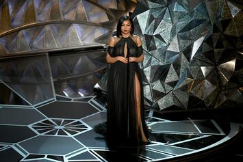 Taraji P. Henson Was Supporting, Not Shading Ryan Seacrest On Oscars Red Carpet