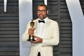 """Get Out"" Historic Oscar Win: Jordan Peele & More React"