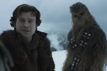 """Disney Reportedly Stole An Artist's Work For """"Solo: A Star Wars Story"""" Posters"""