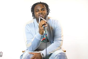 Tee Grizzley Celebrates BET Hip-Hop Awards Nominations with New Bear Chain