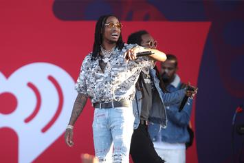 Quavo Almost Off The Hook In The Alleged Jewelry Assault Case