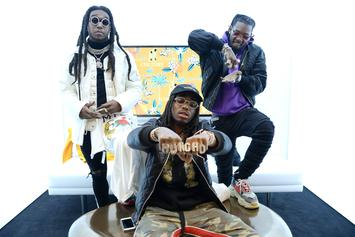 Migos Reportedly Sued For Inciting A Riot