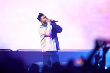 """The Weeknd's """"Starboy"""" Features Kendrick Lamar, Future, Lana Del Rey & more"""
