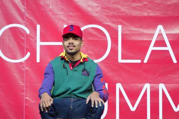 """Chance The Rapper Is Releasing """"Chance 3"""" New Era Caps Just In Time For Halloween"""